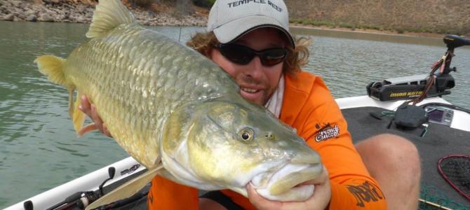 Trophy catches at Vanderkloof Dam – Part 1